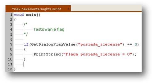 Flag testing5