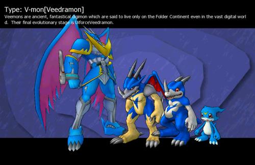Veemon (Veedramon)