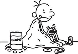 FileDiary Of A Wimpy Kid Coloring Pages 6