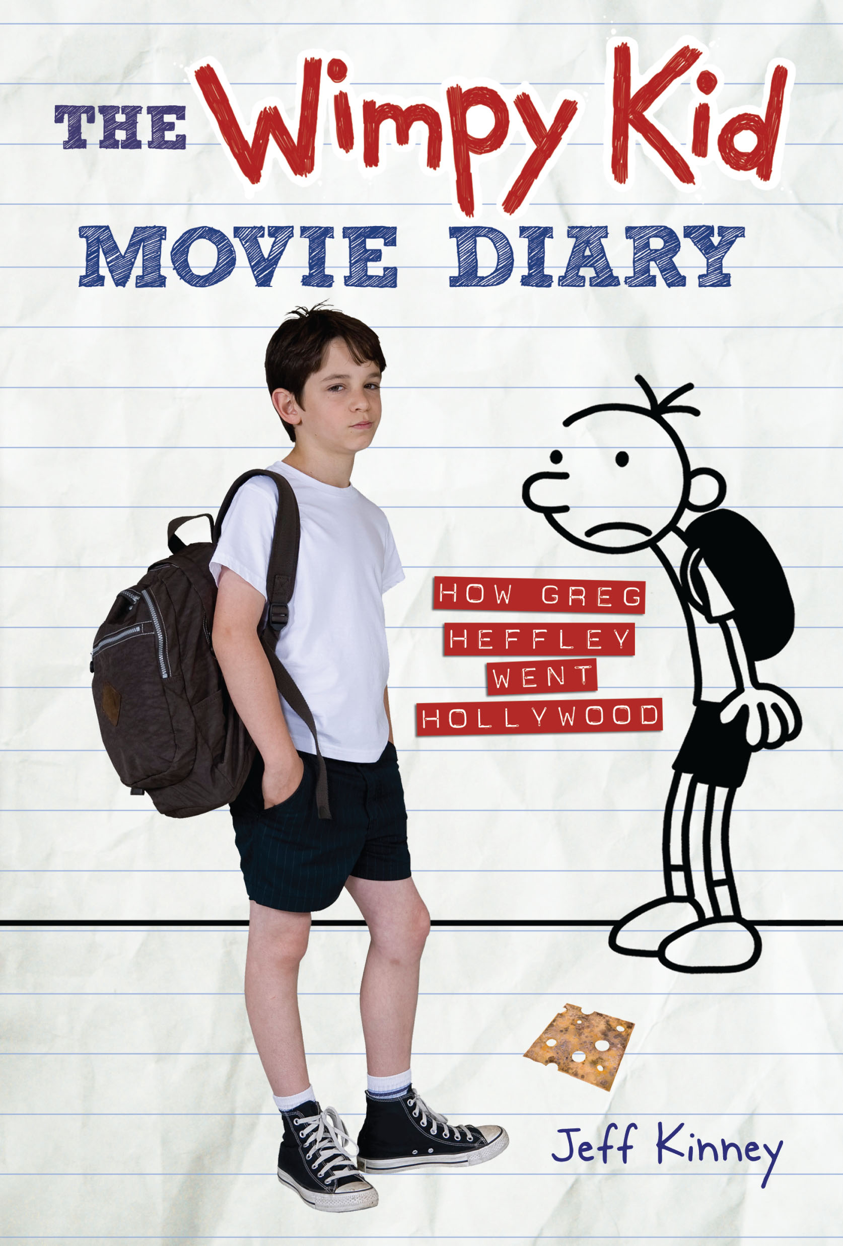 Wimpy Kid creator Jeff Kinney talks about his day job