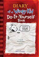 Diary of a Wimpy Kid: Do-it Yourself Book (original color)