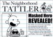 Masked hero-0