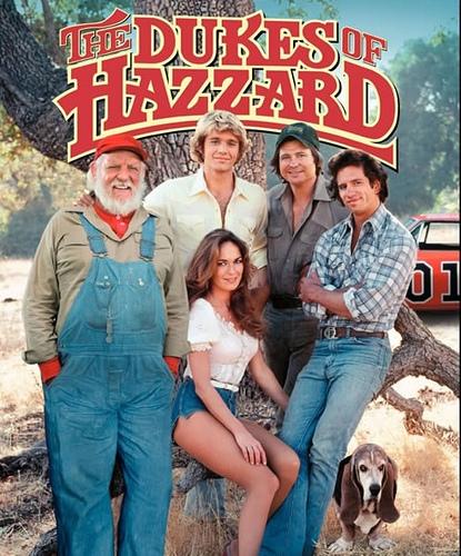 Original Dukes of Hazzard t Tulo Original The Dukes