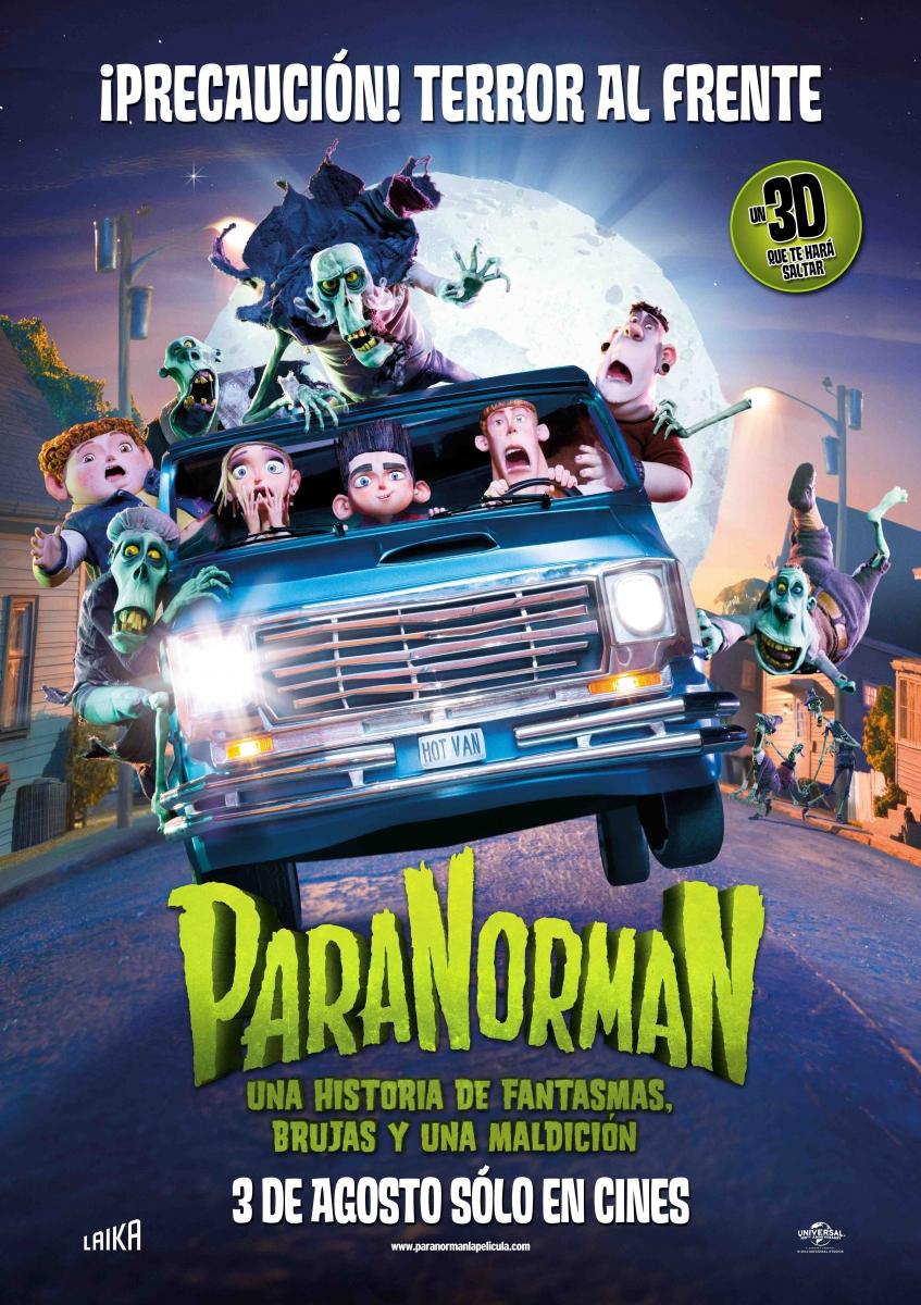 პარანორმანი (ქართულად) - ParaNorman / Паранорман, или Как приручить зомби (2012)