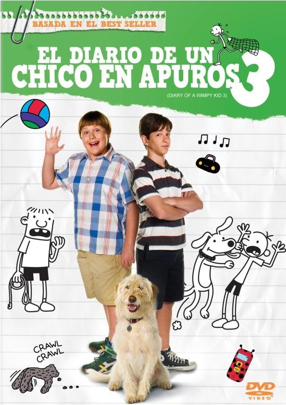 El Diario De Un Chico En Apuros 3 D As De Perro Doblaje