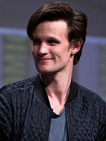 220px-Matt Smith speaking at the 2012 San Diego Comic-Con International.jpg