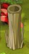 Holy Bamboo Stump