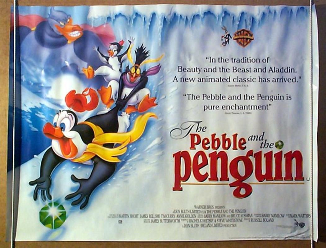 the pebble and the penguin don bluth wiki fandom powered by wikia. Black Bedroom Furniture Sets. Home Design Ideas