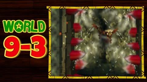 Donkey Kong Country Returns 3D - 9-3 Spiky Surprise All Puzzle Pieces