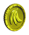 Banana Coin Sticker