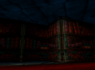 Creepy Castle - Library