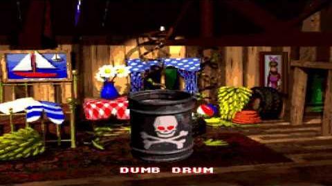 Donkey Kong Country (SNES) - Credits