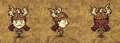 Battle Helm Wigfrid