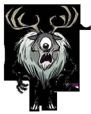 Deerclops don t starve game wiki fandom powered by wikia