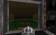 Lost episodes of doom e1m4 red door