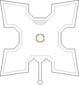 E3M8 map