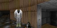 Radiation shielding suit