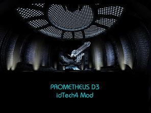 Prometheus idTech4Mod release