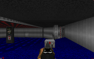 Lost episodes of doom e1m2 red door2