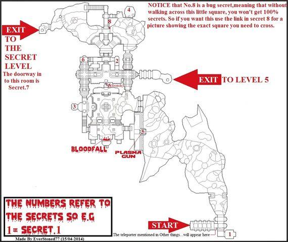 File:Secrets Map (Doom II - No Rest For Living - Map.04).jpg