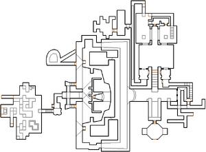 Serenity E3M3 map