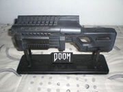 Doom movie BFG replica