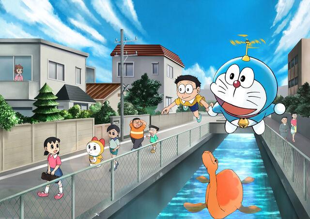 ファイル:Doraemon the day life by seomonlinedoghk-d5h4y4b.jpg