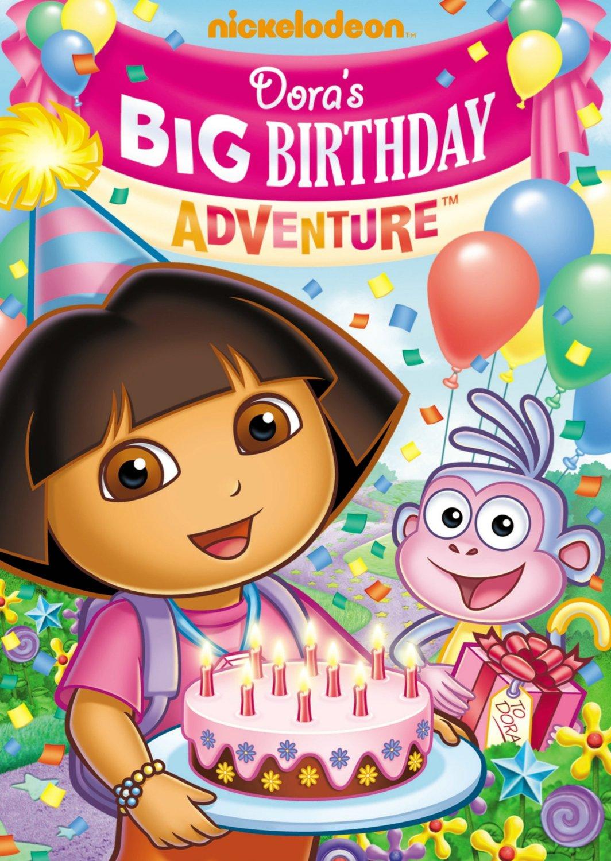 Dora S Big Birthday Adventure Dora The Explorer Wiki