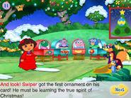 Dora as a baby