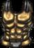 Chest musclecuirass
