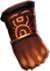 Gloves magma illusion