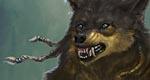Wolf-man deserter raid small