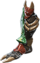 Boots chitinous