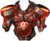 Chest magma golem shell