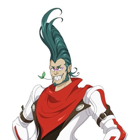 Cervantes as he appears in .hack//LINK.