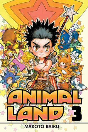 Animal Land Volume 3