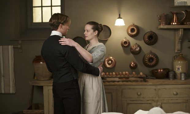 File:Downton Abbey s Cara Theobold I d hate being a kitchen maid like Ivy.jpg