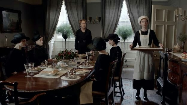 dining room (crawley house) | downton abbey wiki | fandom powered