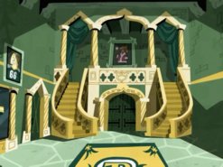 S01e19 Vlad's foyer