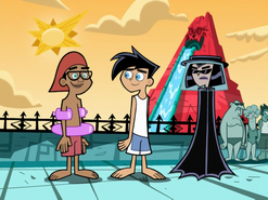 S01e16 trio at the water park