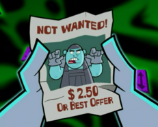 S03e08 Box Ghost not wanted poster