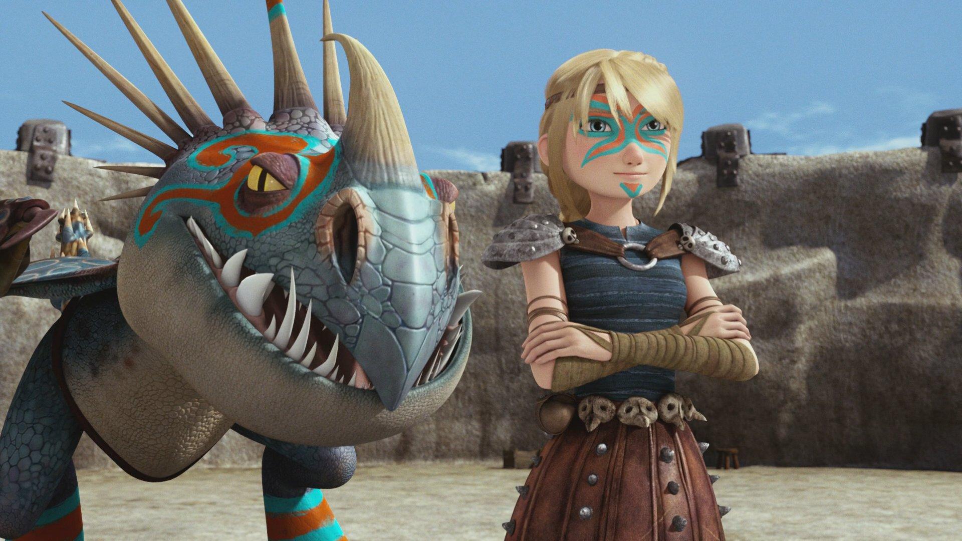 how to train your dragon season 3 episode 6