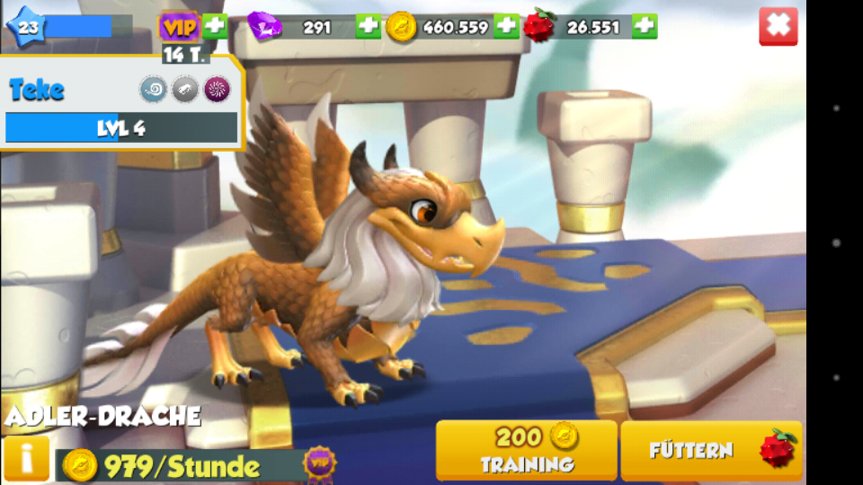 Dragon Mania Legends Stärkste Drachen