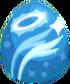 Snowangel Egg
