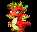 Firegrass Dragon