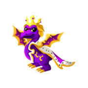 royal dragon story