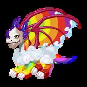 Rainbow End Adult