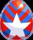 Patriotic Egg