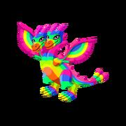 Double Rainbow Adult