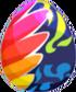 Fluorescent Egg